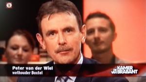 Peter van der Wiel bij De Kamer van Brabant